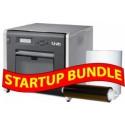 HiTi 525L Dye Sub Printer STARTUP BUNDLE: HiTi 525L Printer + One 4x6 Print Kit [88.D2035.01AT]