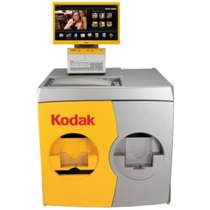 "Refurbished  36"" Print Stations with G4XL Order Station, 1-6850 printers, 1-8800 printer, print scanner,  W/ 6 months Kodak warranty"
