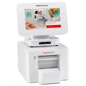 Kodak Moments M1 Order Station with 305 Printer Countertop Enclosure-(includes M1 OS,305 Printer & install kit, tether kit and 305 Printer Enclosure) [105-9823]
