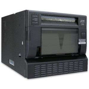 Mitsubishi CP-D90-DW digital color printer with 3 Years Parts & Labor Warranty