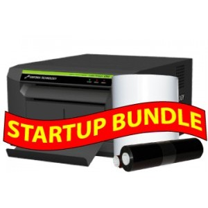 "Sinfonia CS2 Compact 6"" Printer STARTUP BUNDLE:Sinfonia CS2  Printer+One 4x6 Print Kit (Does not include 5x7 Spacer)"