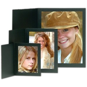 Folders 4X6 (100 per case)  Black