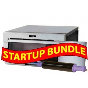 "DNP DS-40 6"" Digital Photo Printer STARTUP BUNDLE: DNP DS-40 Printer + One 4x6 Print Kit (Does not include 5x7 Spacer)"