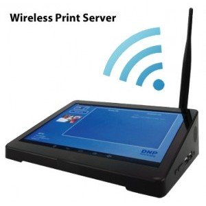 DNP WPS PRO Wireless Print Server for All DNP Printers