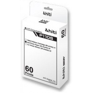 "HiTi P110s Printer 4x6"" Print Kit (87P330804X)"