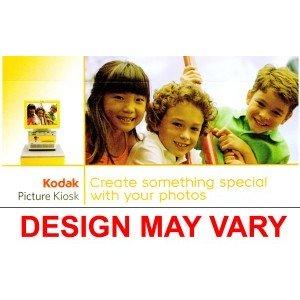 Kodak KPK Print Wallet (J-857): 3 UPC Codes for 4x6 prints, 5x7 prints, & KPCD (1000/case) [138-6440]