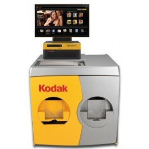 "Kodak 36"" G20 Picture Kiosk W/ WIFI, Print Scanner, 2-6850 & 8810 printer  [1875434]"
