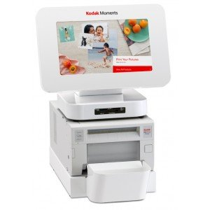 Kodak Moments M1 Order Station with 305 Printer Countertop WO/Enclosure-(includes M1 OS,305 Printer & install kit, tether kit and 305 Print Catcher) [105-9799]