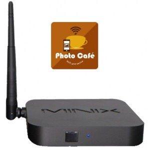 Sinfonia Photo Cafe WiFi Print Server for Sinfonia CS2 printer