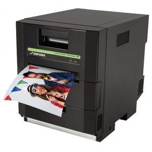 "Sinfonia S3 6"" High Capacity Digital Photo Printer"