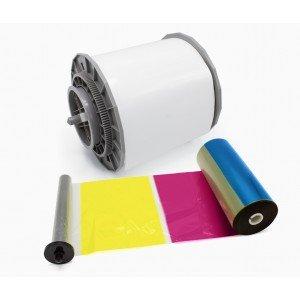 6x8 Media Print Kit for Sinfonia S3 Printers, Sinfonia Paper & Ink Ribbon for S3 Printer 6x8 X450 X2 Sets (900 Prints)