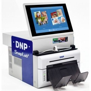 SnapLab+ =Terminal and DS620A printer
