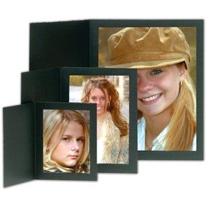Folders 8X10 (100 per case) Black