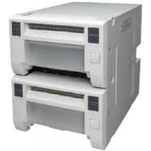 Mitsubishi CP-D707-DW digital color printer with 3 Years Parts & Labor Warranty