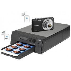 DNP ID400 Wireless Passport ID Printer with Sony W800 camera (DISCONTINUED)