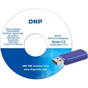 DNP NX PLUS self-order print kiosk software [850-6900-30]